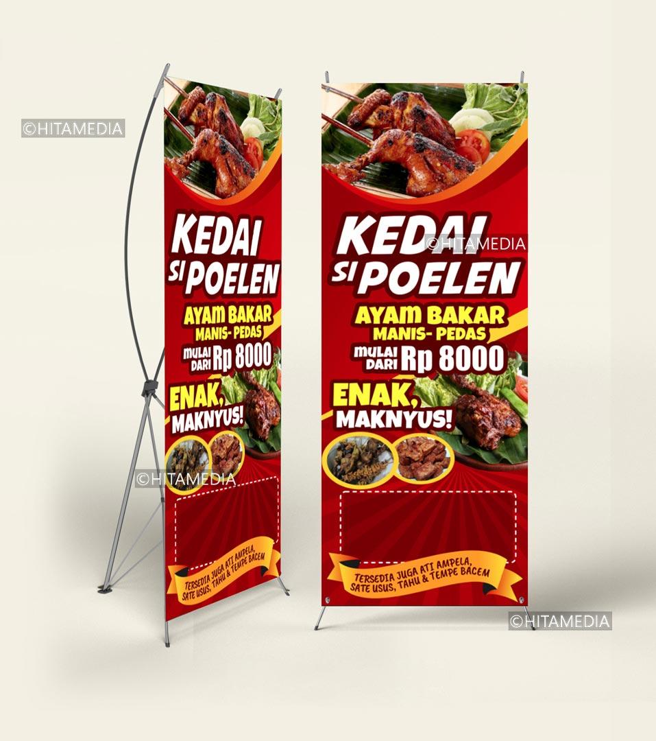 portofolio Bikin Banner Bandung