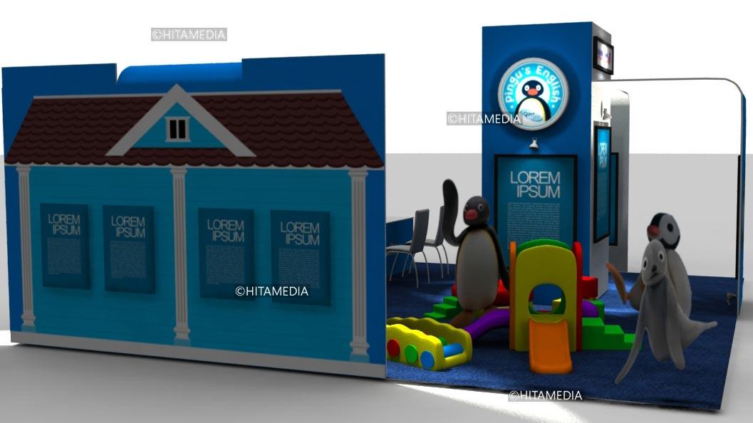 portofolio Jasa Pembuatan Stand Booth