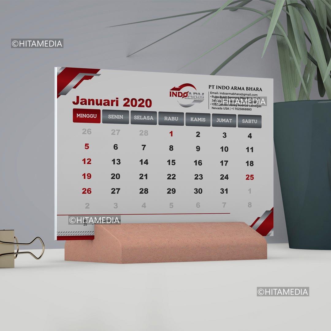portofolio Cetak Kalender 2021 Jakarta