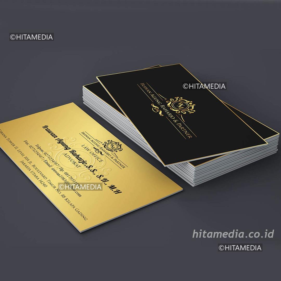 portofolio Jasa Desain Kartu Nama Samarinda