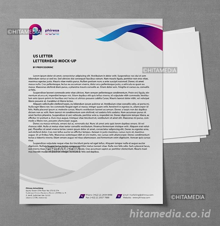 portofolio Cetak Kop Surat Medan